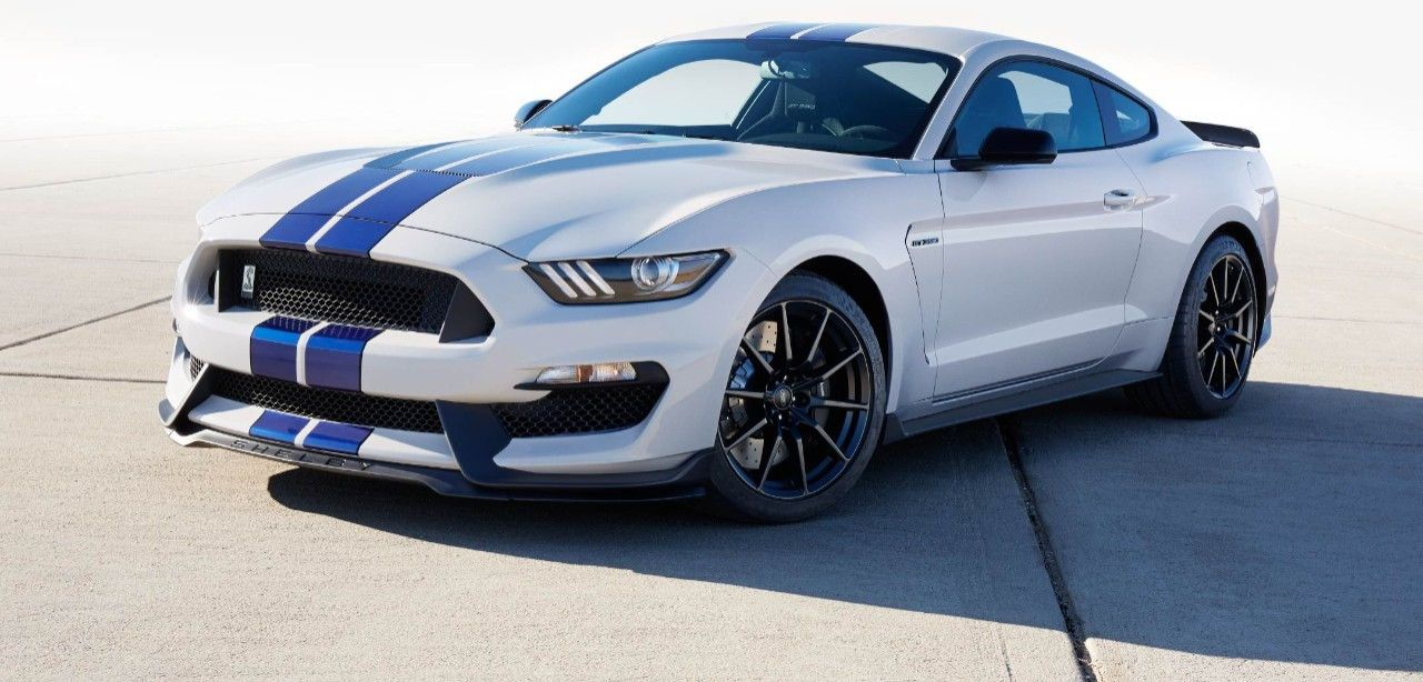 2017 Ford Mustang Shelby GT350 Sports Car | Model Details | Ford.com | MuHo Cars | USA | Pinterest | 2017 ford mustang Ford mustang shelby and Sports cars & 2017 Ford Mustang Shelby GT350 Sports Car | Model Details | Ford ... markmcfarlin.com