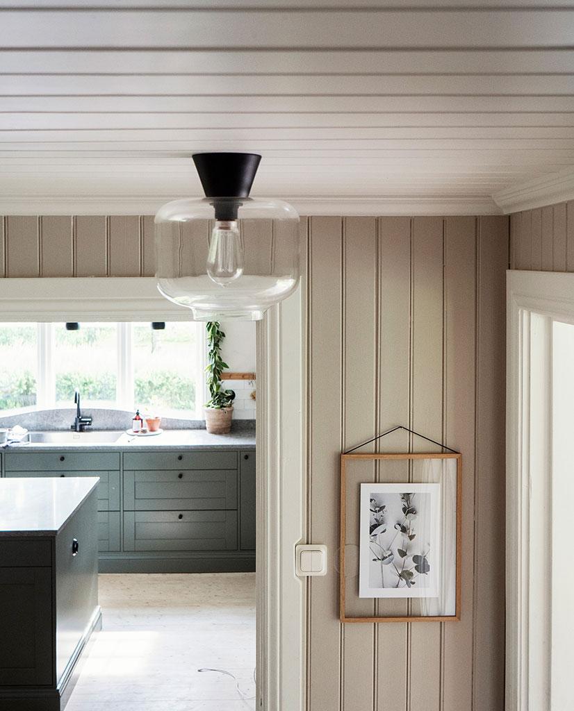 Globen Lighting Ritz Plafond Klar Sort Designbelysning No Hus Innredning Taklamper Lighting