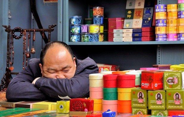 schnell einschlafen durch atemübung