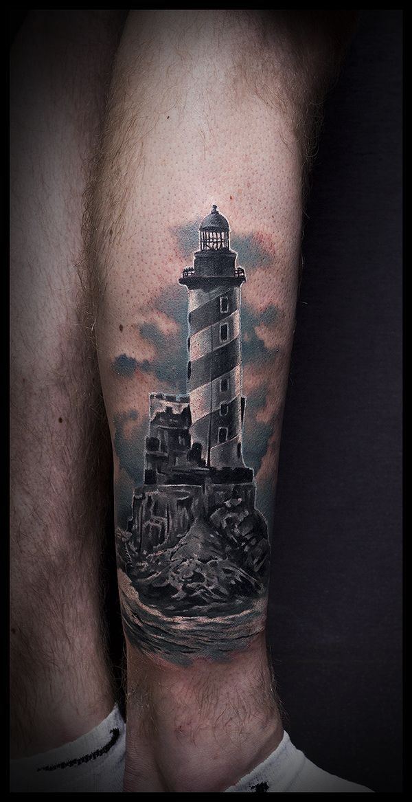 lighthouse bydiver969 sailor tattoos bydiver969 pinterest lighthouse tattoo and tatting. Black Bedroom Furniture Sets. Home Design Ideas