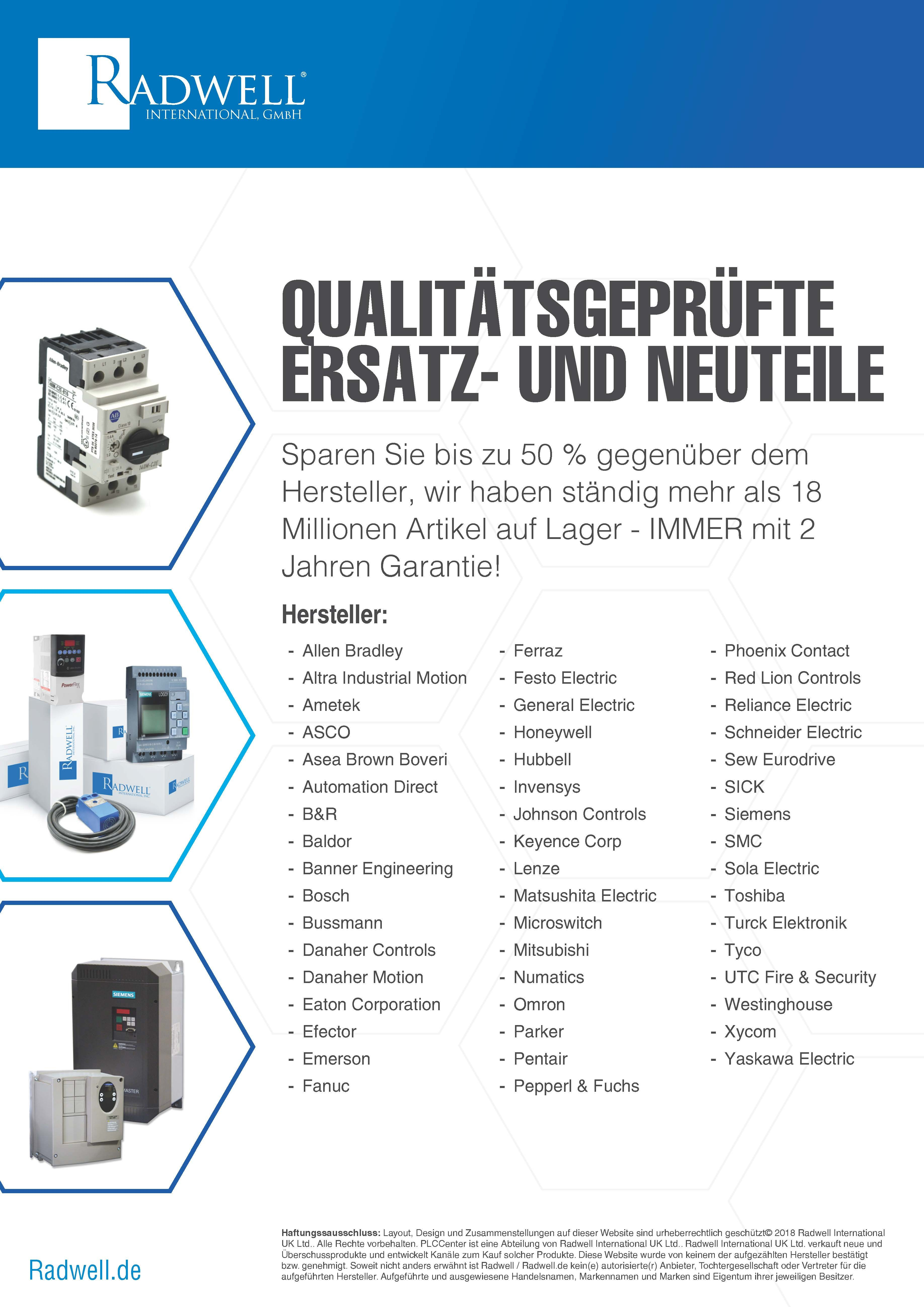 Pin by Radwell Int'l on Radwell White Papers_German | White paper