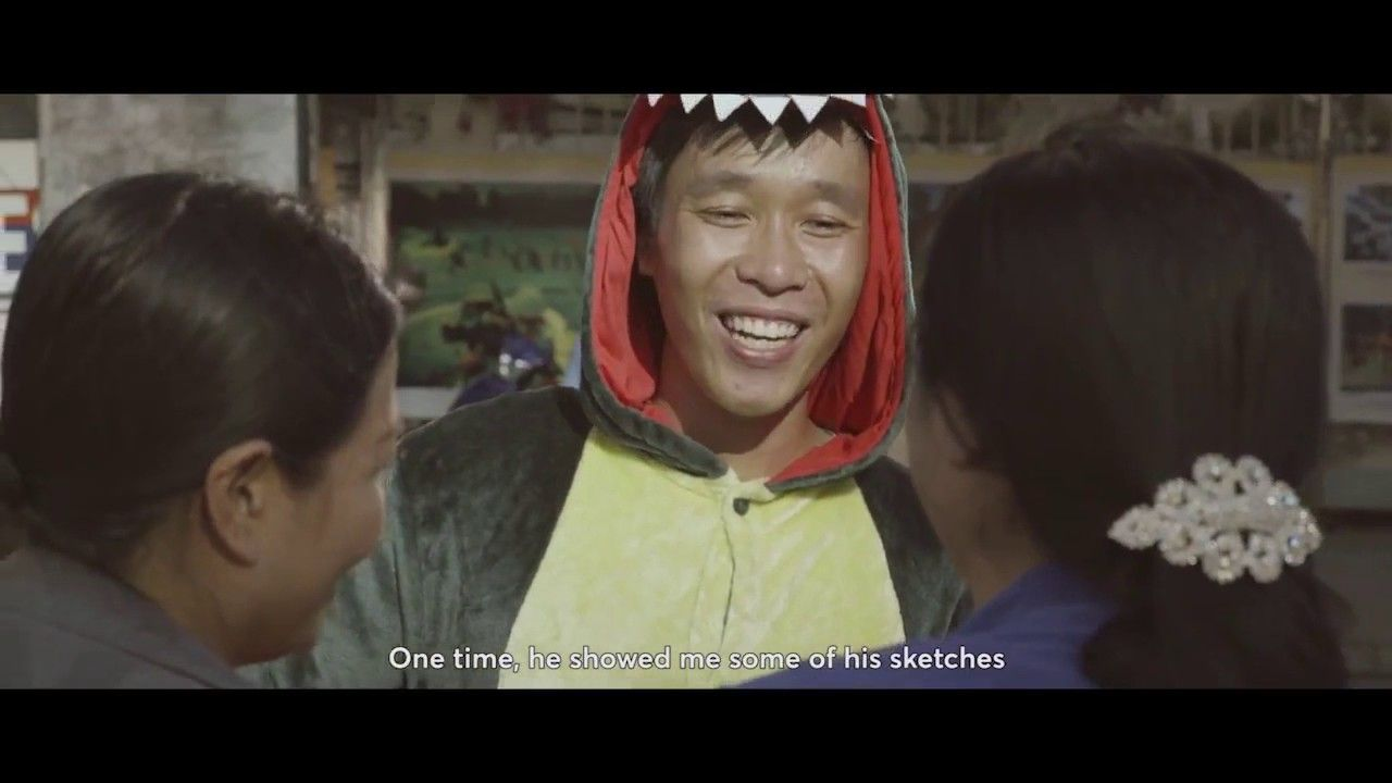 """The spot, which was created by Dinosaur Vietnam, aims to demonstrate """"how a little support, same as SocialBoost, at the right time can make a big difference in someone's life."""
