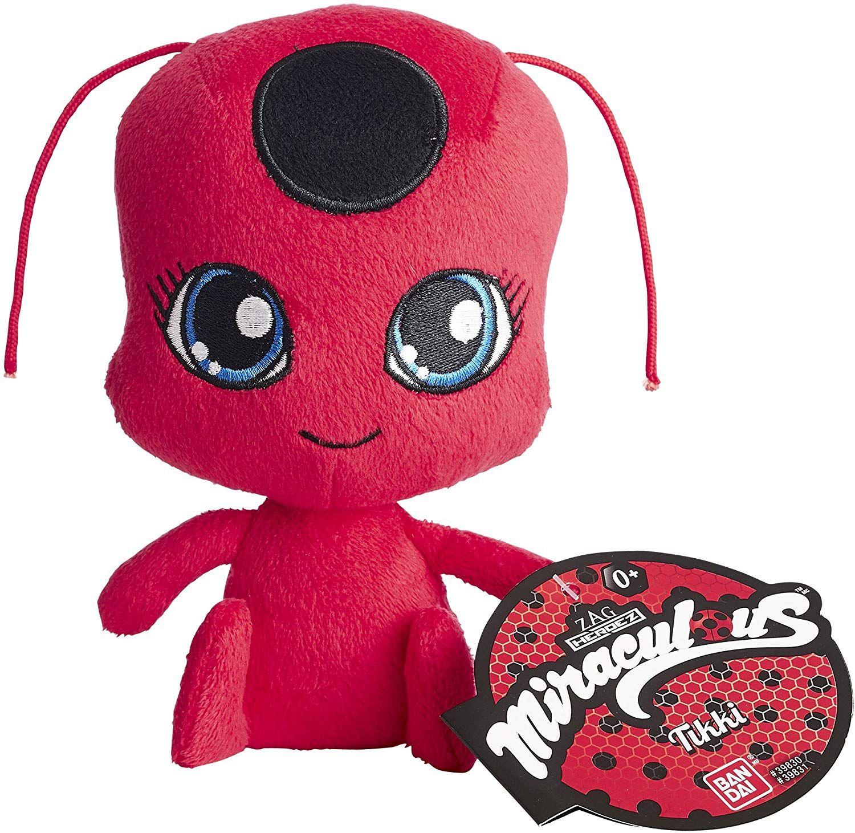 6 Stück Miraculous Marienkäfer Actionfigur Spielsachen Tikki Adrien Kinder Toy