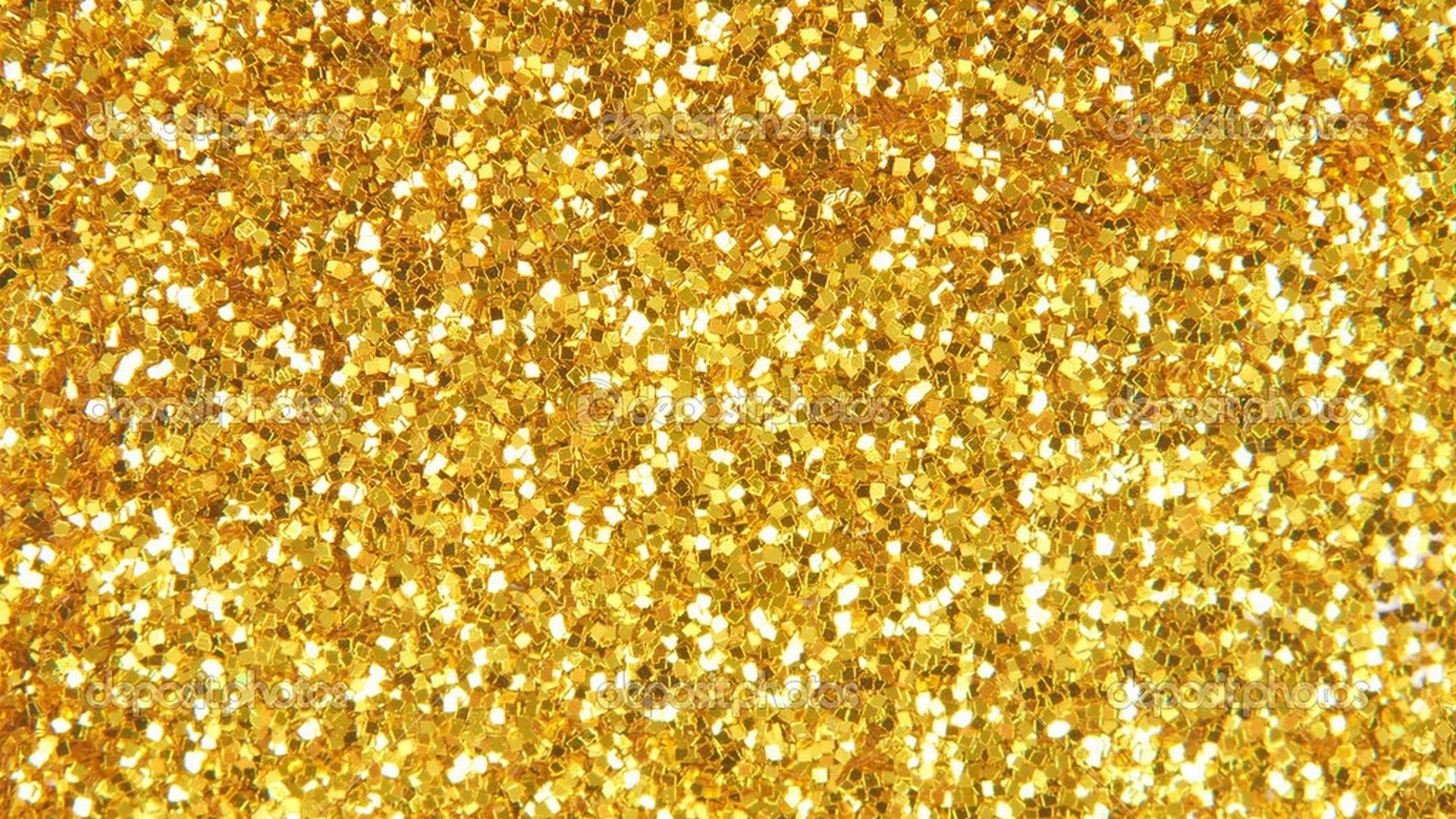 Gold Glitter Wallpaper For Desktop