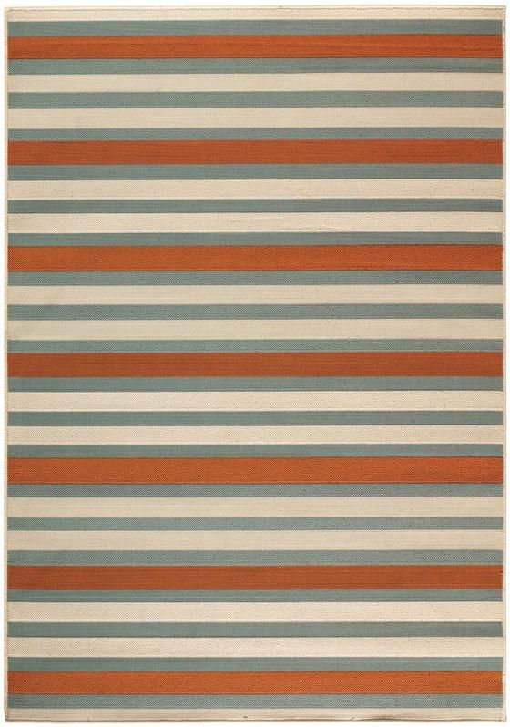 Exceptionnel Candy Stripe All Weather Area Rug Bring Color To Your Patio With This All Weather  Rug $99