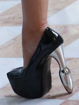 Erotic stories concerning spiked high heels