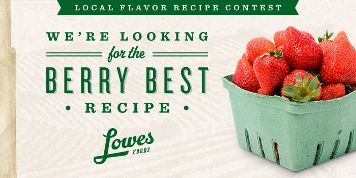 Local flavor recipe contest blueberries lowes food blueberry local flavor recipe contest blueberries forumfinder Image collections