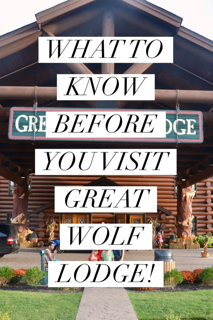 Great Wolf Lodge, Family