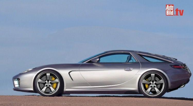 Porsche 928 concept