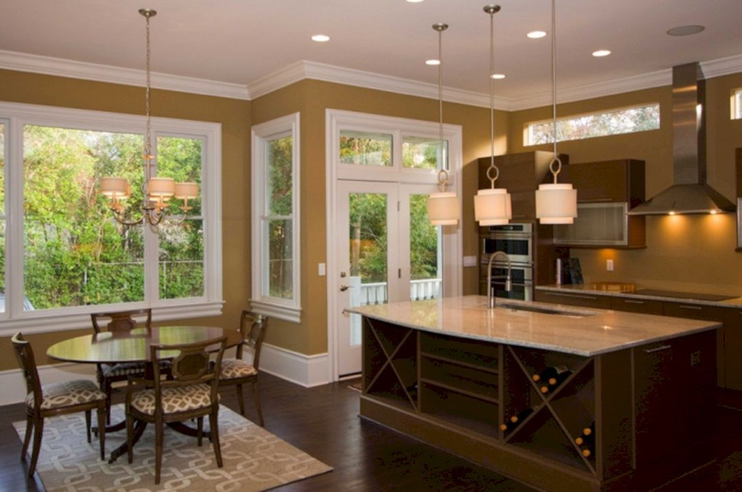 amazing and wonderful best paint kitchen cabinets   40+ Best Kitchen Paint Color Ideas With Amazing Cabinets ...