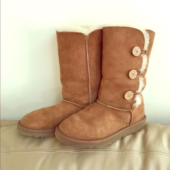 authentic ugg bailey button triplet sale