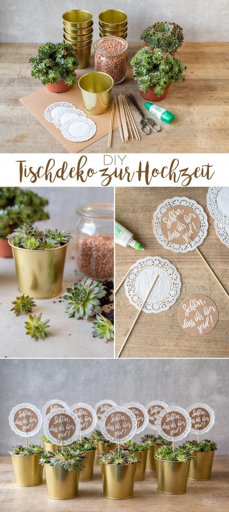 Photo of DIY einfach und günstig: Dekoideen zum selber machen für eure Hochzeit – Leelah Loves