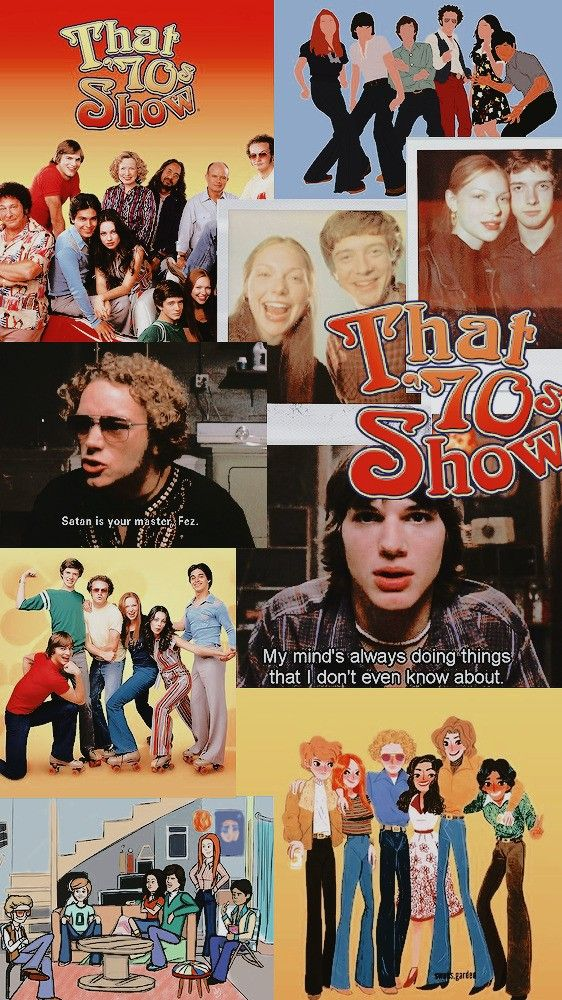 That 70s Show Aesthetic Wallpaper