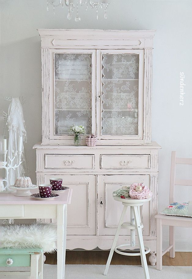 Vintage Buffets - Küchenbuffet, Shabby Chic in \