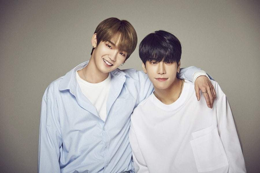 Ask K Pop Jbj95 Is Getting Ready For A Comeback Kim Sang Kpop Duo