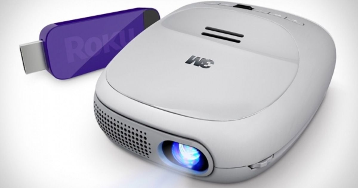 10. Roku 3M #Streaming Projector - 45 Best #Gifts for Men - Your Ultimate #Guide to Top Gifts for Him ... → #Lifestyle #Night