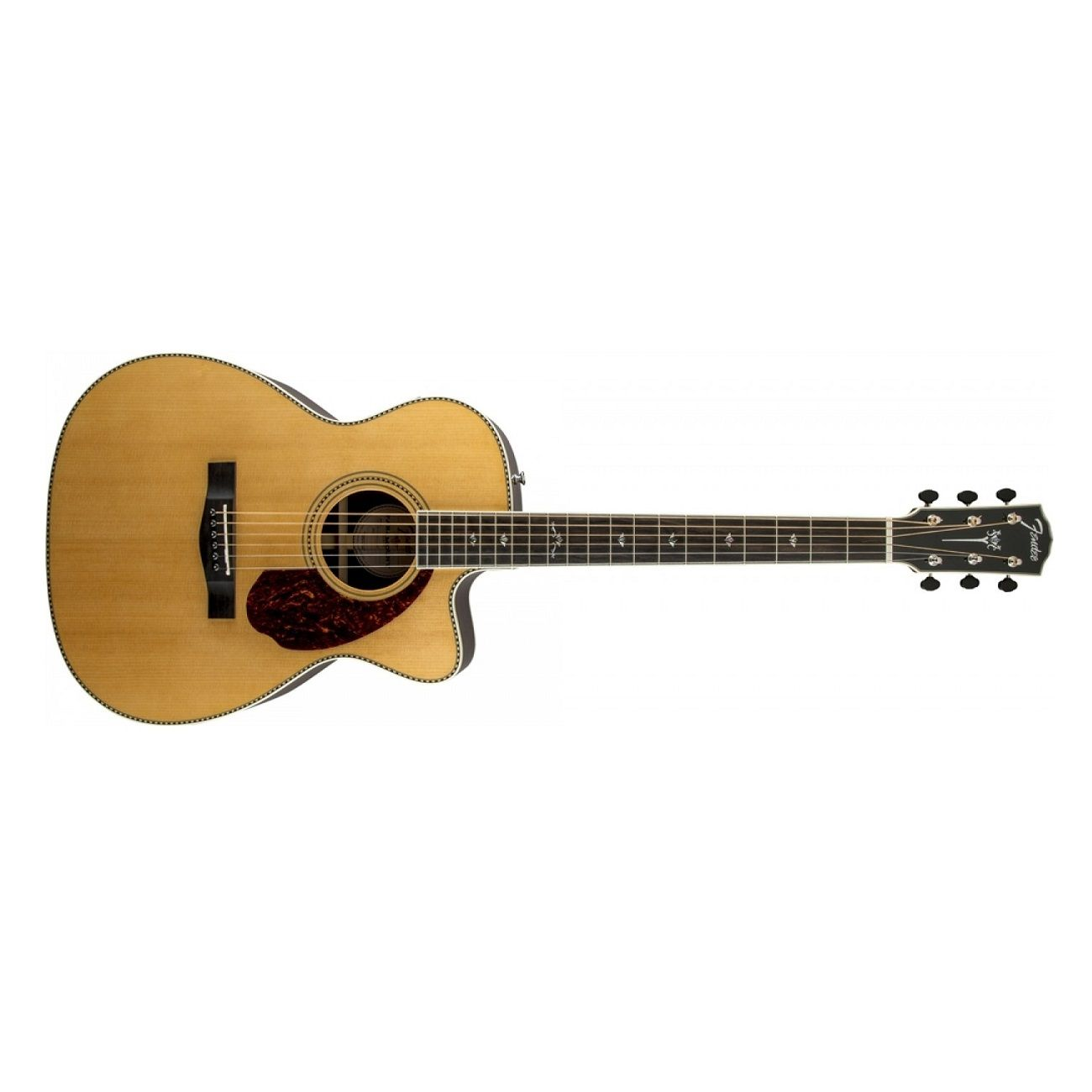 Fender pm3 paramount deluxe triple0 acoustic electric