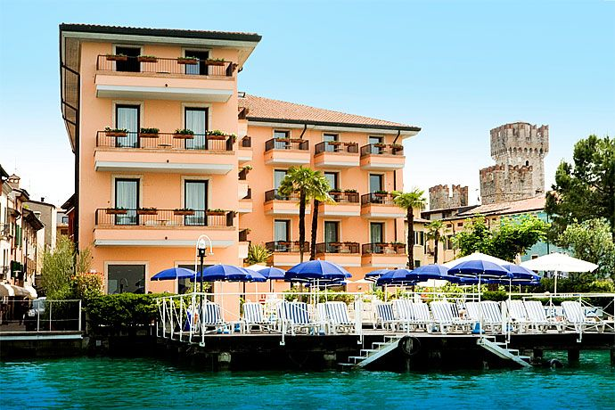 Hotel Madrigale Costermano Garda Lake Lago Di Gardasee Lac De Garde Gardameer Gardasøen Jezioro Gardské Jezero