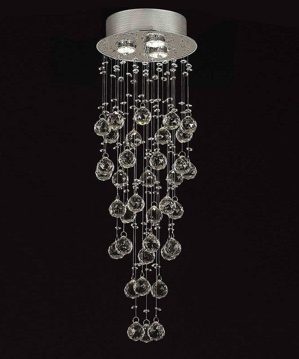 Gallery 31 modern crystal chandelier 3 50 watt gu10 bulbs gallery century art modern chandelier rain drop chandeliers lighting with crystal balls arubaitofo Choice Image
