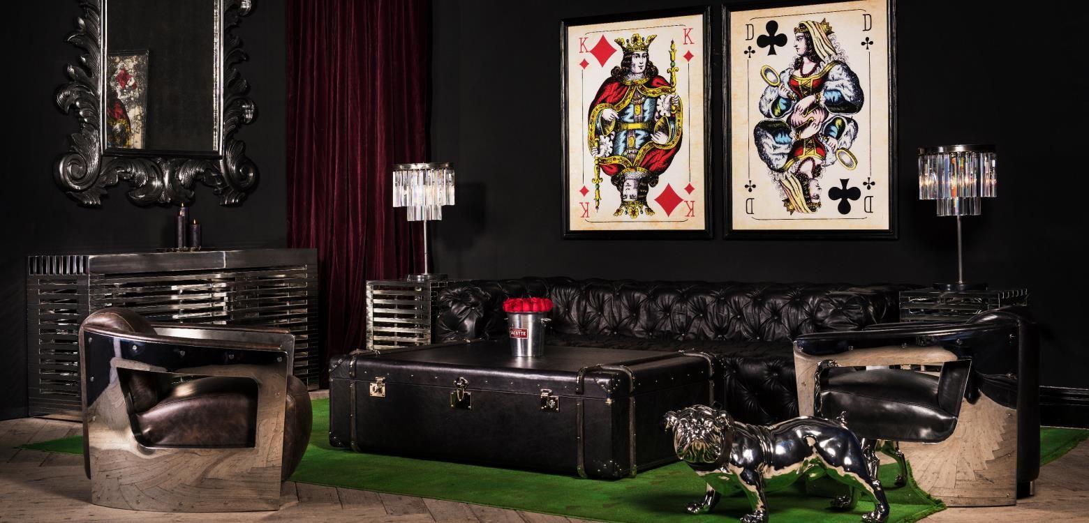 Inspiration Metro Tribeca Tufted Leather Sofa Timothy Oulton