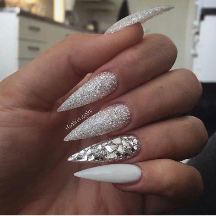 Pin de Long nails en Long nails | Pinterest | Arte de uñas, Diseños ...