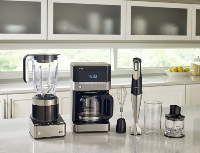 Braun Kitchen Collection debuts innovative new products in North ...