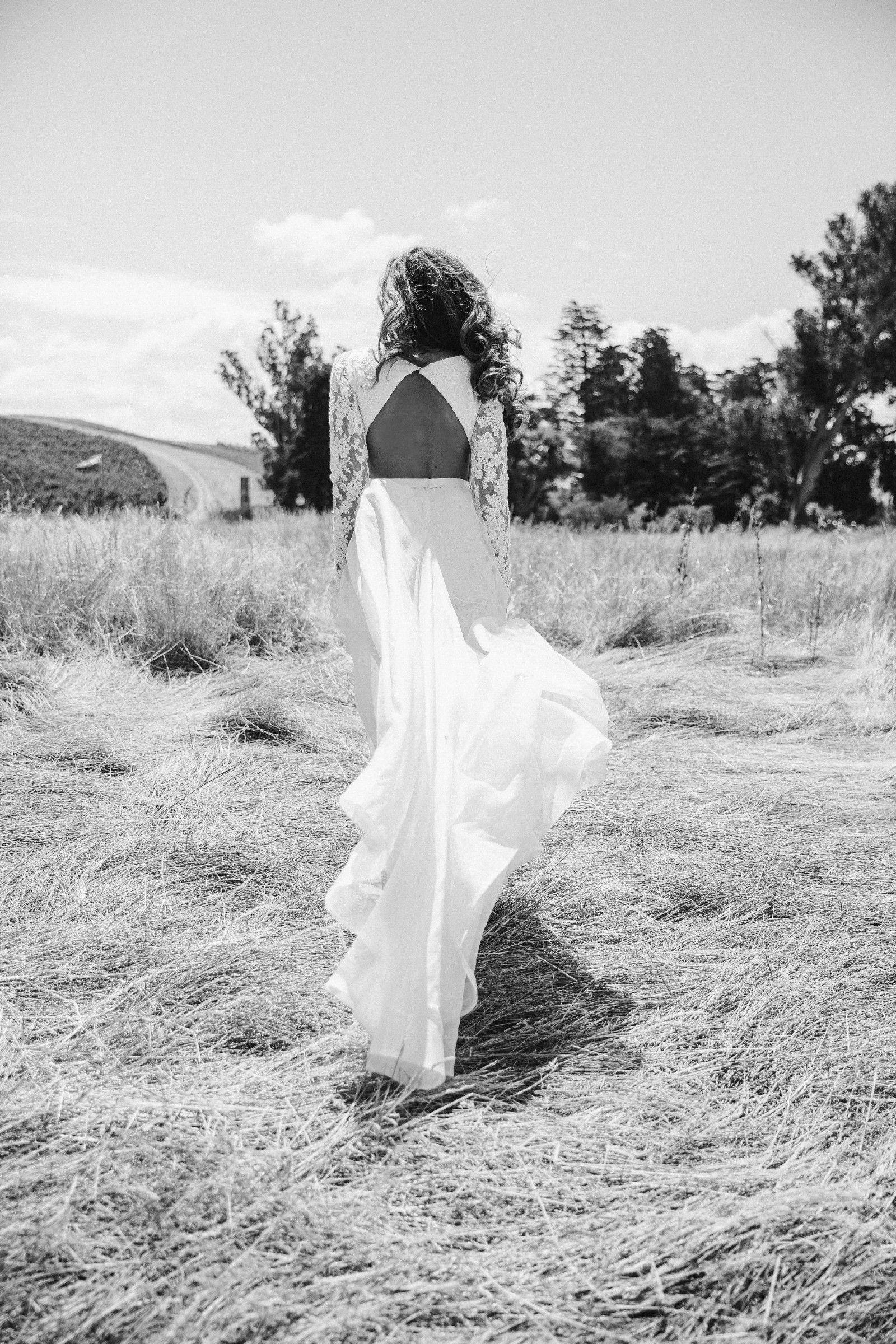 Anna Campbell Organza skirt (Anna Campbell) & Chante (Houghton ...
