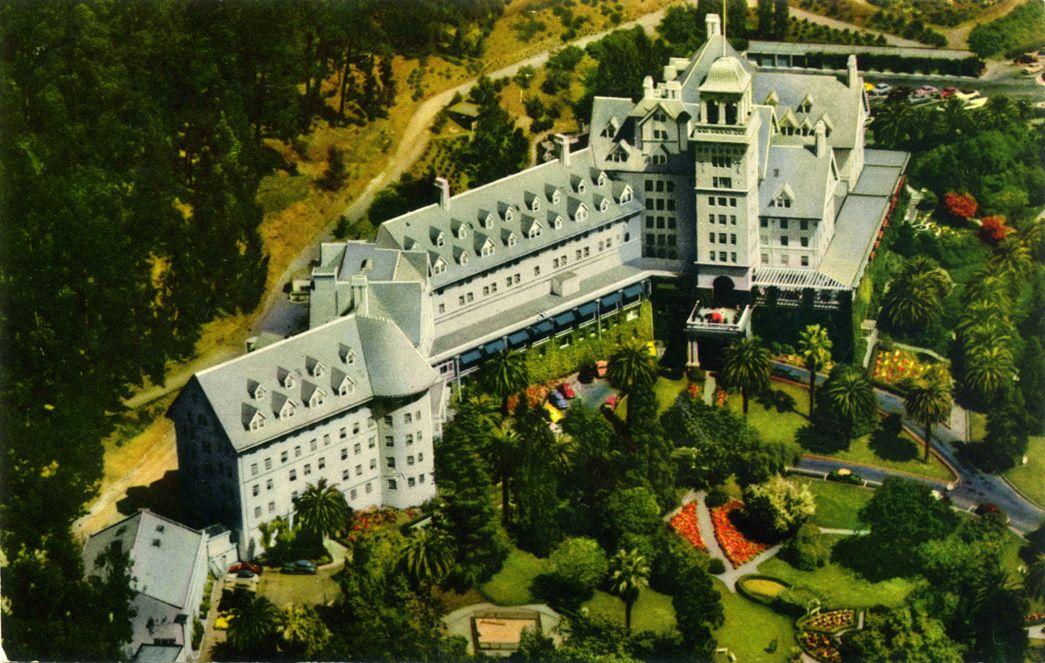 Claremont Hotel Berkeley Ca Castle In The Hills