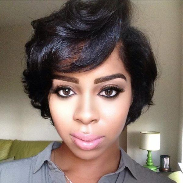2016 Black Hairstyles short funky haircuts 2016 for black women 50 Best Short Haircuts For African American Women