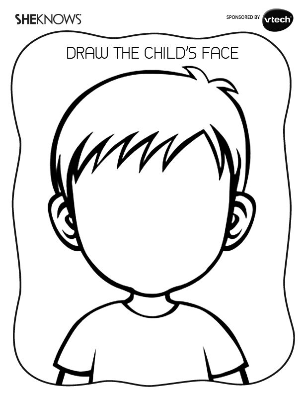 Printables: Create the Face Page | Printables | Pinterest | Ich buch ...