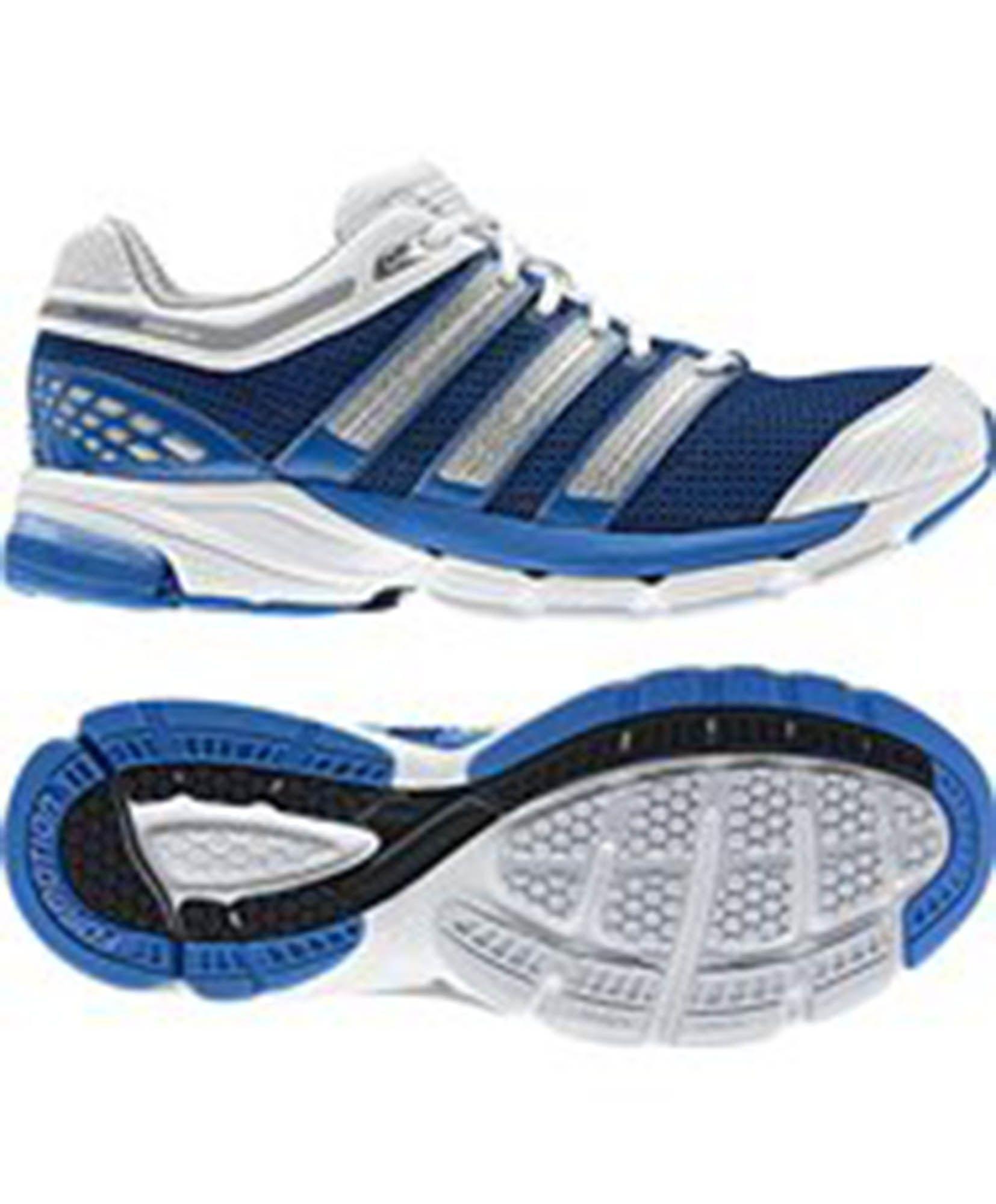 c5f0639b92cb6 Pistas De Atletismo ·  Zapatillas  adidas Resp Cushion 20M perfectas para   trail  running Calzado Deportivo