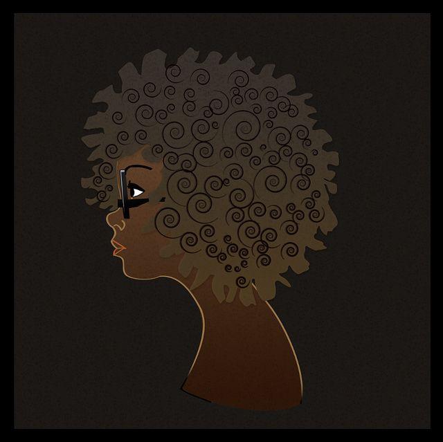 ...hair