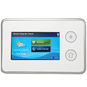 2GIG SP2GC3 Wireless Secondary Touchscreen Home Automation /& Alarm Panel