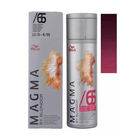 Vopsea De Par Wella Professionals Magma 65 Vopsea Pudra Pentru