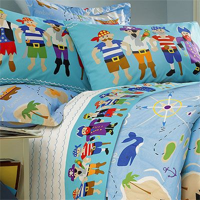 factory authentic 6ac1b ff4f8 Olive Kids Pirates Toddler Bedding Set | Pirate Comforter ...