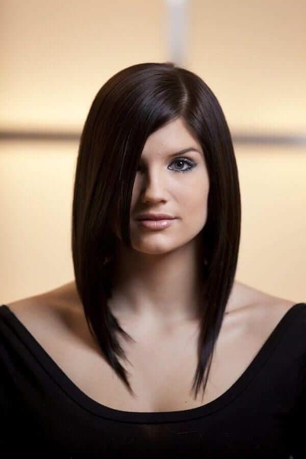 cortes de pelo bob largo | Peinados Corte de Pelo Bob