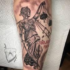 Resultado De Imagem Para Tattoo And Justice For All Leg Tattoos
