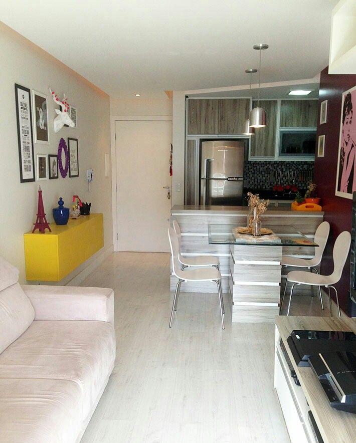 Cozinha cocinas pinterest decoraci n de casas for Decoracion de casas pequenas