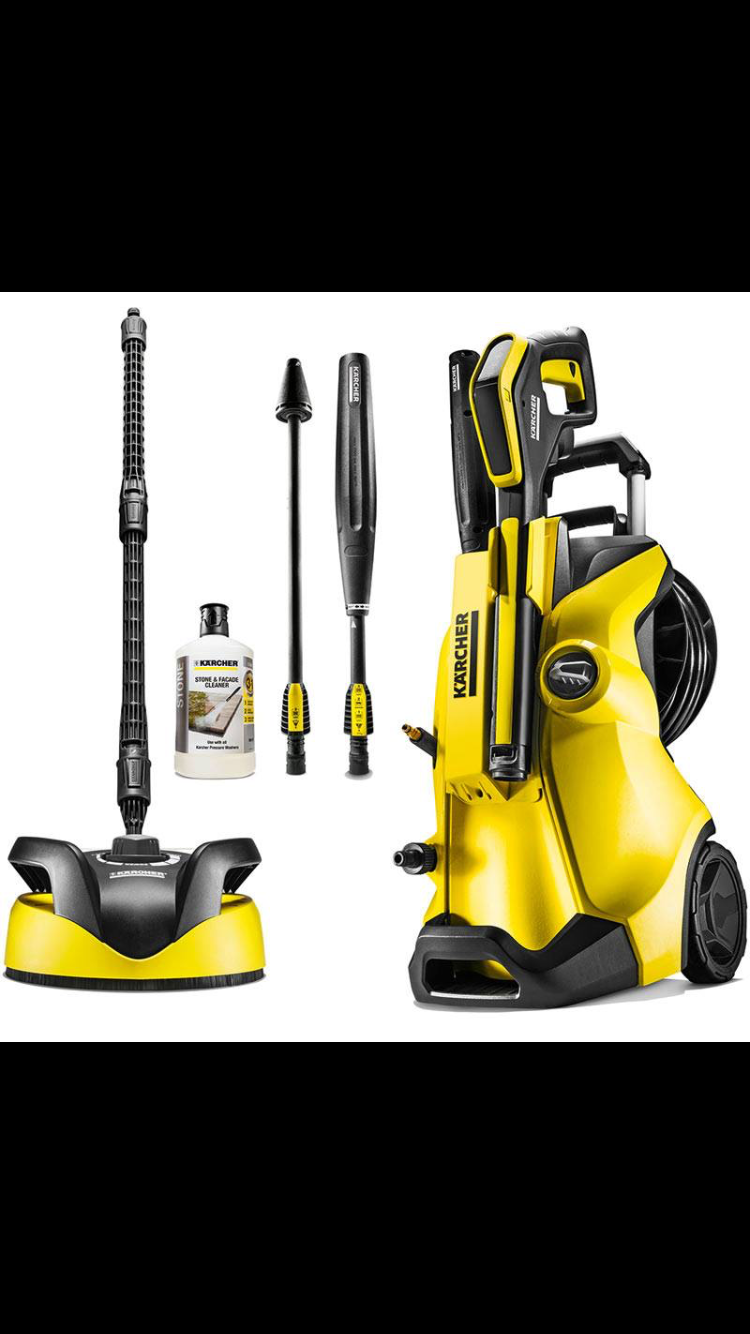 For One Week Only Limited Stock 235 Delivered Karcher K4 Premium Full Control Home Pressure Wa Best Pressure Washer Pressure Washer Electric Pressure Washer