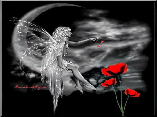 EMO ANGEL - LOVE ANGELS Wallpaper (22781930) - Fanpop