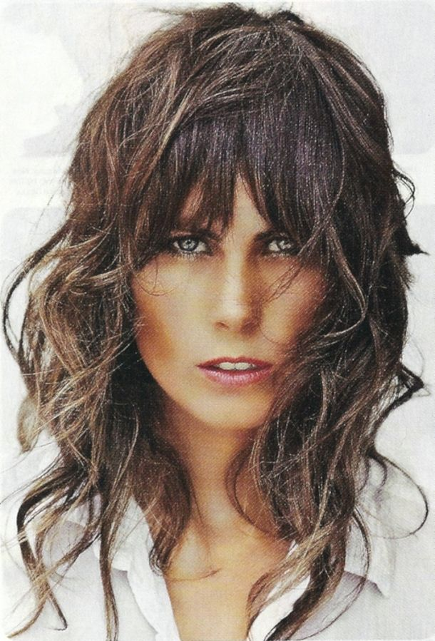 Phenomenal 1000 Images About Hair On Pinterest Medium Layered Bobs Wavy Hairstyle Inspiration Daily Dogsangcom