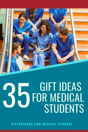 35 Gift Ideas for Medical Students #medicalstudents
