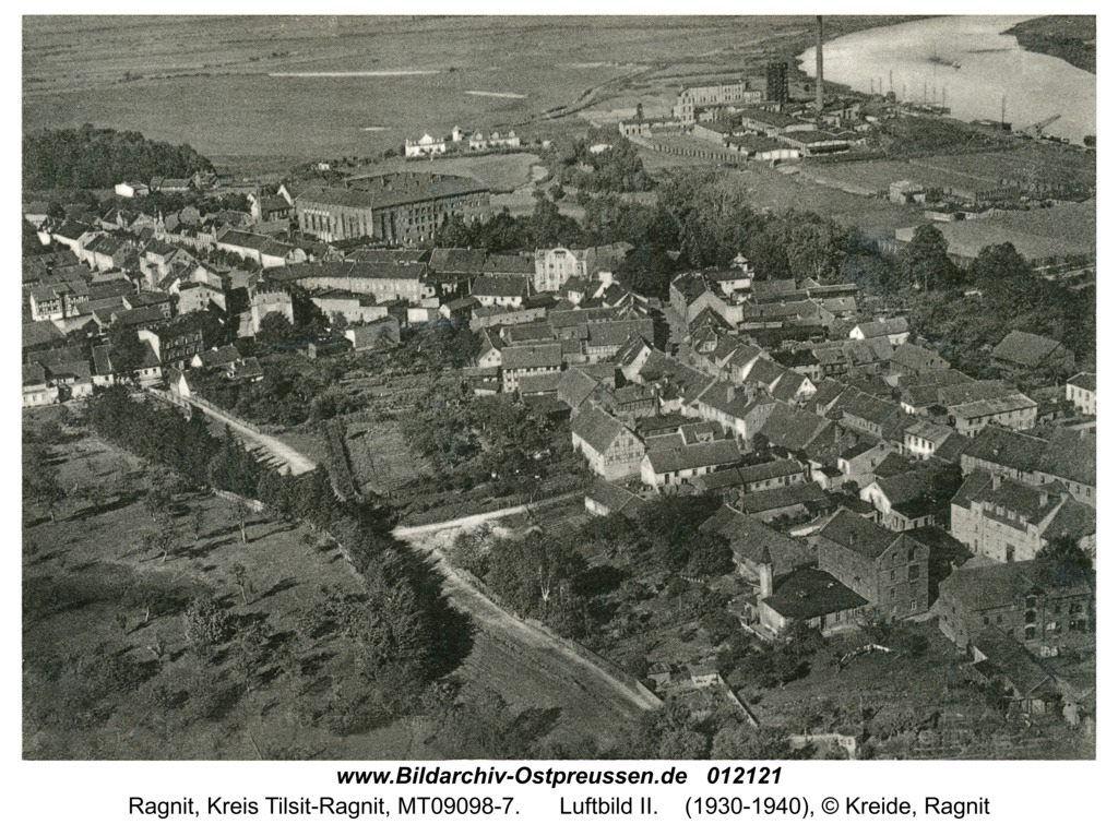 Ragnit Luftbild City Photo