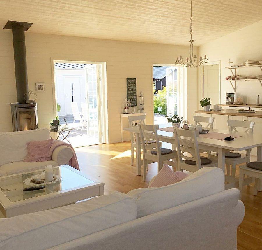 shabby and charme nordic style una splendida villa On nordic style arredamento