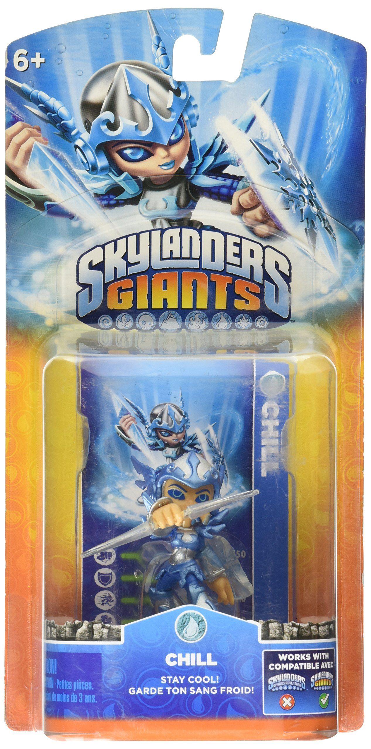 Single Character Skylanders Trap Team Flip Wreck