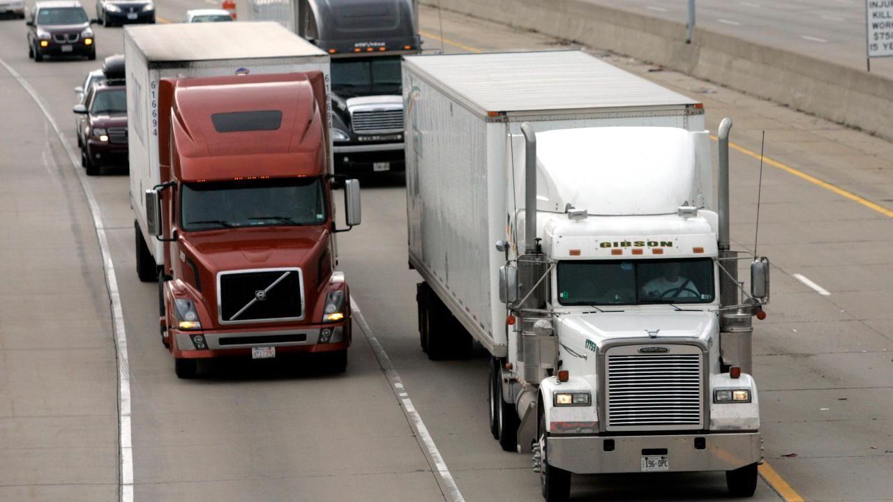 FOX BIZ NEWS 4 hardtofill US jobs Diesel trucks