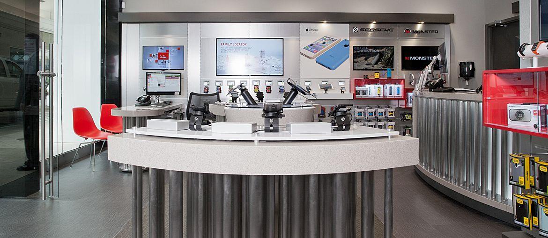 Shop Design Modular Retail System Store Fixtures Modular