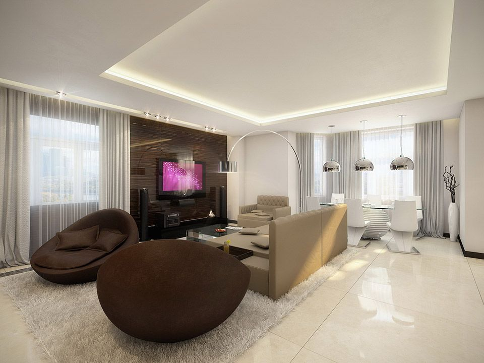 Neutral living room cohesive interiors shaped by geometrix design house tours white kichen