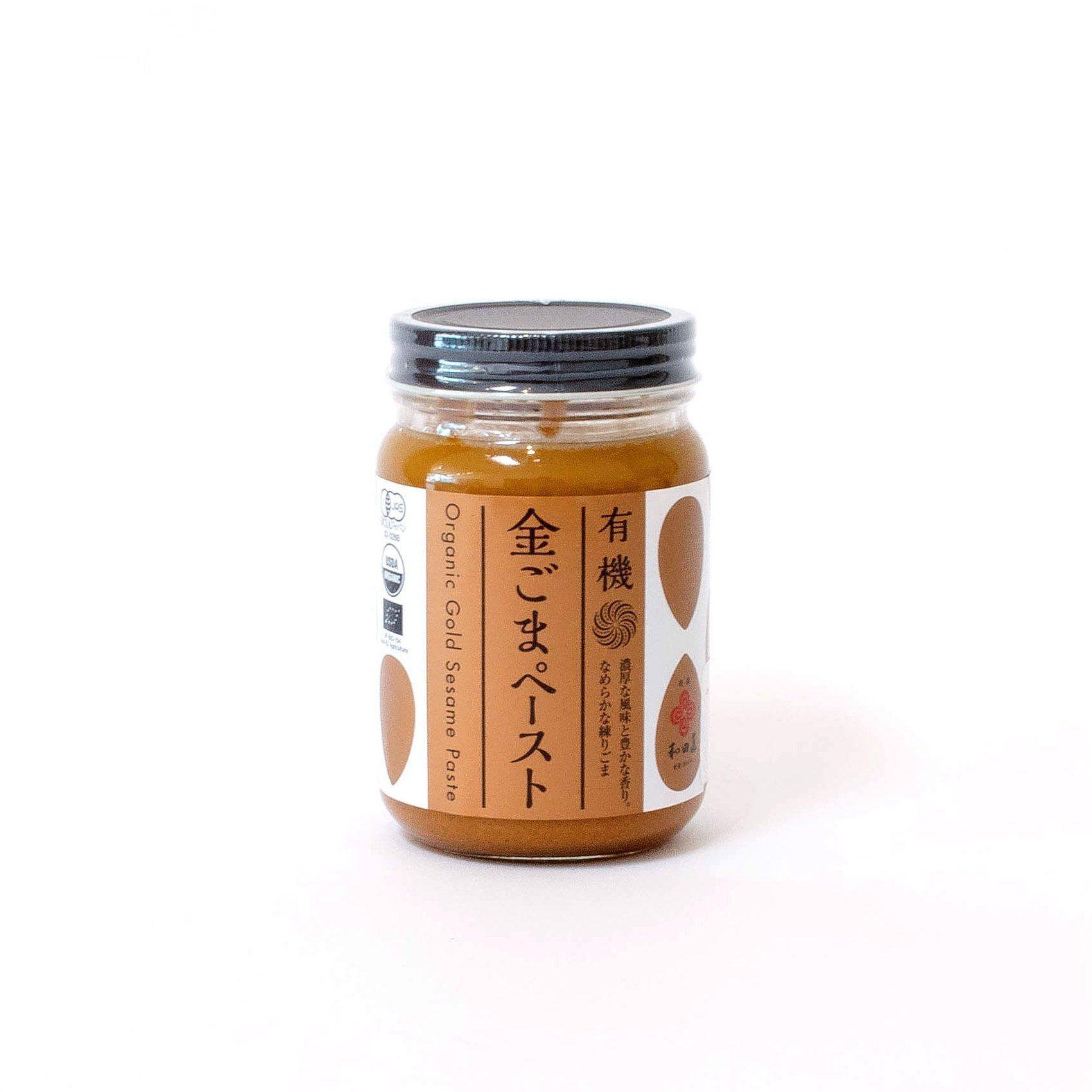 Organic Golden Sesame Paste by Wadaman Donabe, Things to