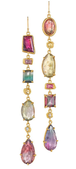 of sandi virtual collections earrings library pointe tourmaline